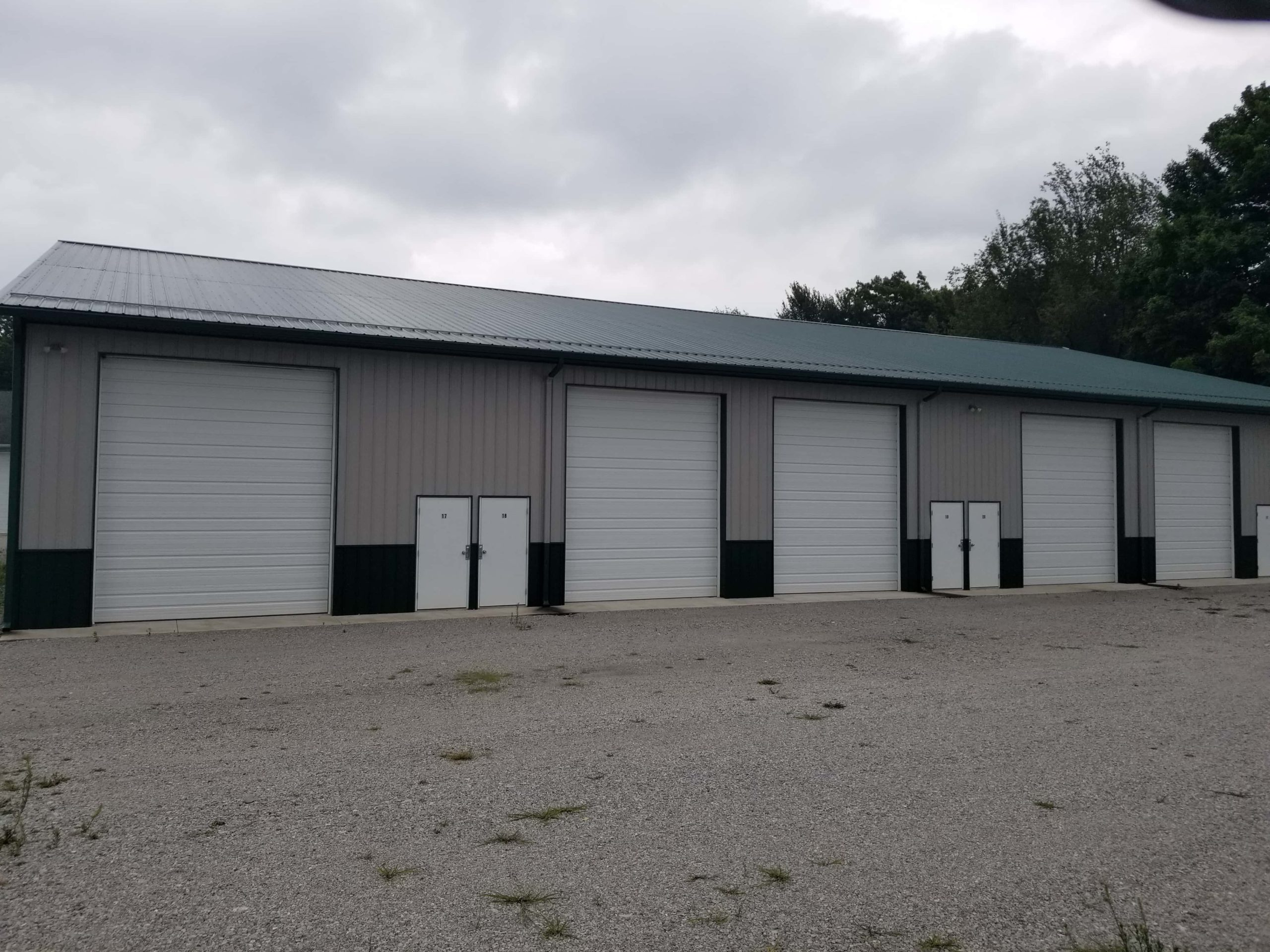 Large Storage Unit Rentals - Warsaw, Indiana